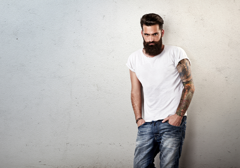 Portrait_of_tattooed_bearded_man_wearing_blank_t_shirt_iStock_46660022_SMALL